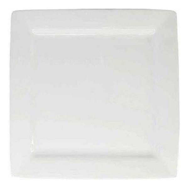 White 16-32 Porcelain Set Dinner Plates