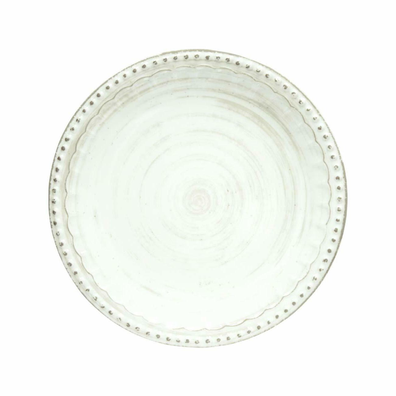 Zak! House Dinnerware 12-Piece Set Lavage Oyster