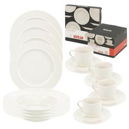 ALESSI La Bella Dinner Service Porcelain Tableware Dining Pl