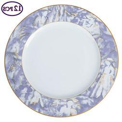 "Efavormart 12pcs Lavender Commercial Grade 11.5"" Porcelain C"