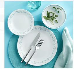 Corelle Livingware Country Cottage 16-Piece Dinnerware Set f
