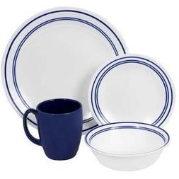 Premium High Quality Corelle Livingware 16 piece Dinnerware