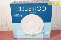 Corelle® Livingware™ 20pc Dinnerware Set Winter Fr
