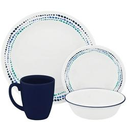 Corelle Livingware 16 piece Set Garden Lace