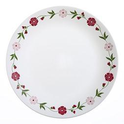 """Corelle Livingware Spring Pink 10-1/4"""" Dinner Plate"""