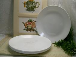 """Corelle Livingware Winter Frost White 10.25"""" Dinner Plate Se"""