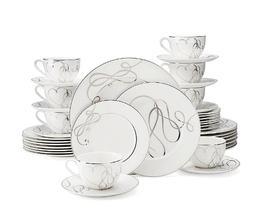 Mikasa Love Story 40-Piece Dinnerware Set