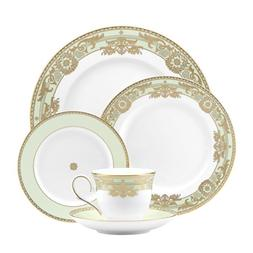 Lenox Marchesa Couture Rococo 5-Piece Leaf Place Setting