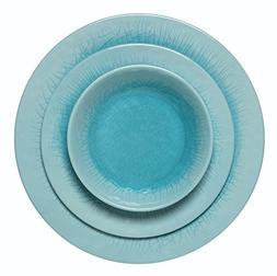melamine crackle collection dinnerware