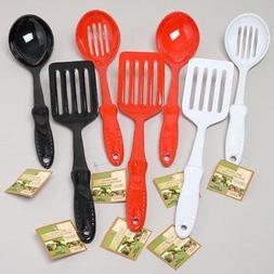 Melamine Kitchen Tools White, Red, Black Case Pack 90 Home K