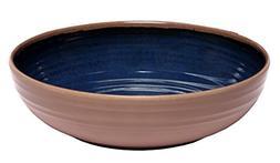 Melange 6-Piece 100% Melamine Pasta Bowl Set  | Shatter-Proo