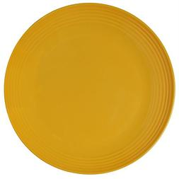 Melange 6-Piece  Melamine Salad Plate Set  | Shatter-Proof a