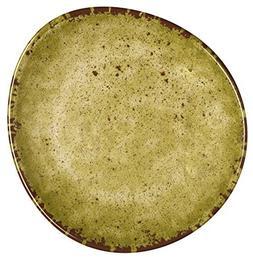 Melange 6-Piece 100% Melamine Salad Plate Set    Shatter-Pro