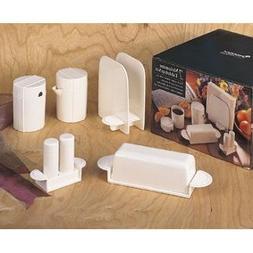 Melamine Table Top Set Case Pack 4 Home Kitchen Furniture De