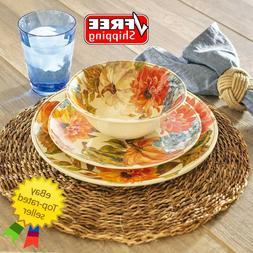 Members Mark 12-Piece Melamine Dinnerware Set FREE SHIPPING