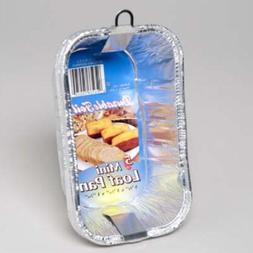 Mini Aluminum Loaf Pan - 5 Pack Case Pack 12 Home Kitchen Fu