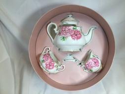 Miranda Kerr for Royal Albert Friendship Teapot, Sugar & Cre
