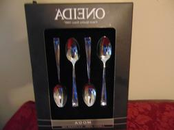 Oneida Moda Set of 4 Cocktail Spoons