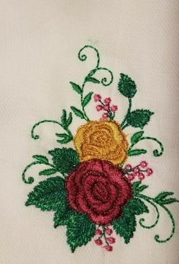 """Napkins- To Compliment """"Royal Albert Old Country Roses"""" Two"""