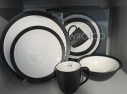 New Noritake® Colorwave Curve 4-Piece Place Setting in Grap