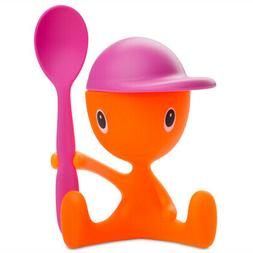 NEW Alessi Pink Cico Eggcup