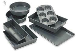 New Chicago Metallic Professional 7-Piece Nonstick Bakeware