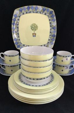 nwt carmina place settings for 4 serving