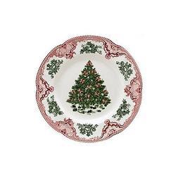 Old Britain Castles Christmas Dinner Plate