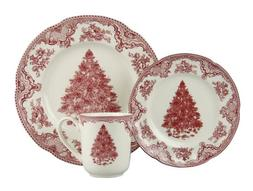 Johnson Brothers Old Britain Castles 12-Piece Holiday Dinner