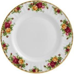 """Royal Albert Old Country Roses Dinner Plates 10.5"""""""