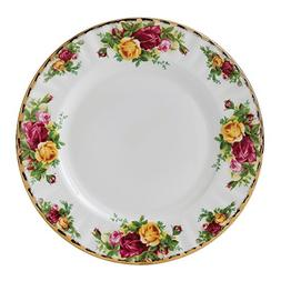 """Old Country Roses 8"""" Salad Plate"""