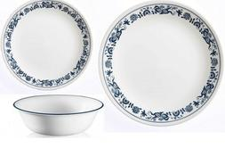 Corelle Old Town Blue  18-Piece Dinnerware Set Service for 6
