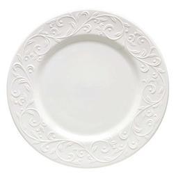 Opal Innocence Carved Dinner Plate
