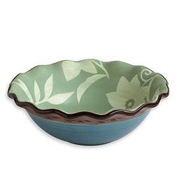 Pfaltzgraff Patio Garden Pasta/Dinner Bowl