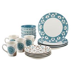 Rachael Ray® Pendulum Stoneware 16-pc. Dinnerware Set