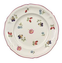 Villeroy & Boch Petite Fleur Bread and Butter Plates, Set of