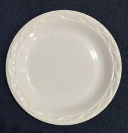Pfaltzgraff ACADIA WHITE Dinner Plate 10.5 Inch 510267