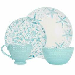 Pfaltzgraff Venice 16-Piece Stoneware Dinnerware Set - 4 Ser