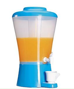 Palais Dinnerware Plastic Beverage Drink Dispenser with Ice