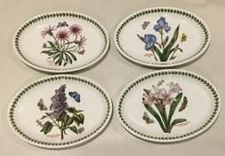 """Portmeirion, Botanic Garden, 11"""" Oval Platters, Set Of 4"""