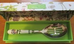 Portmeirion Botanic Garden Slotted Spoon New in Box