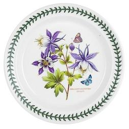 Portmeirion Exotic Botanic Garden Dinner Plate Set with 6 As