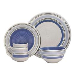 Pfaltzgraff Rio 16-Piece Dinnerware Set, Service for 4
