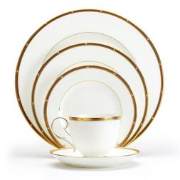 Noritake Rochelle Gold 5-Piece Place Setting