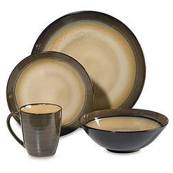 roma sage dinnerware set