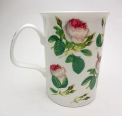 Roy Kirkham Roses Lancaster Fine Bone China Mug