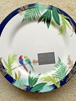 Portmeirion Sara Miller London set of 4 dinner plates Melami