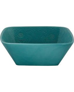 Savannah Turquoise Serving Bowl