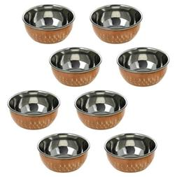 Serveware Katoris Indian Utensils Copper Dinnerware Serving