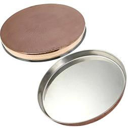 Service for 2 - Prisha India Craft ® Dinner Plate Thali Tab